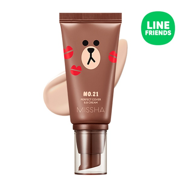 Missha-Line-Friends-Edition-Perfect-Cover-BB-Cream-SPF42-PA-Beige-No